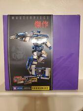 Transformers Masterpiece Soundwave Toys R Us Exclusive MP-02
