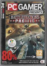 Battlestations **Pacific** PC Gamer (PC DVD-ROM, 2009) Brand New Sealed!