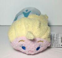 """Disney's Frozen Elsa Tsum Tsum Mini Plushie 3.5"""" New With Tags Plush Toy"""