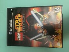 Lego: Star Wars The Video Game with Genuine Memory Card Nintendo GameCube - VGC