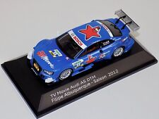 1/43 Minichamps Audi A5 DTM F.Albuquerque from 2012 car #22  Dealer Edition