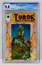 Turok, Dinosaur Hunter #1 CGC 9.8 White Pages Valiant 1993 NM/MT Hot Key Grail
