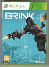 (GW220) Brink - 2010 - Xbox 360 Game