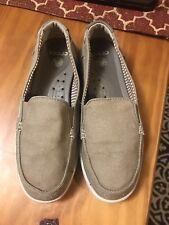 Croc Boat Shoes