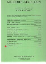La truite de Schubert - Pour Cornet à pistons, Bugle, Trompette et tous instrume