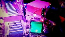 The Addams Family Pinball Interactive VAULT light mod Green/Red