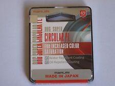 49mm Marumi Super DHG CPL - 30 DAYS SALE - professional polariser