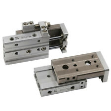 H● SMC MXQ8L-20 Pneumatic slide cylinder New.