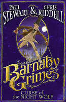 Curse of the Night Wolf (Barnaby Grimes - Book 1), Paul Stewart , Good, FAST Del