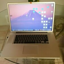 """Apple MacBook Pro 17"""" 2009"""