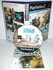 GHOST RECON ADVANTAGE - Playstation 2 Ps2 Play Station Gioco Bambini Game