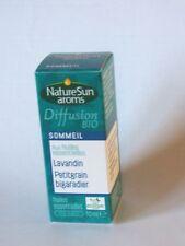 NatureSun Aroms - Complexe diffusion Détent sommeil Bio - 30 ml