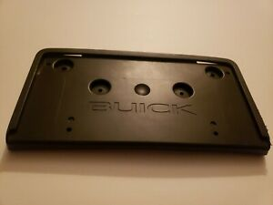 17-19 2017-2019 Buick Lacrosse License Plate Bracket 22976463 OEM
