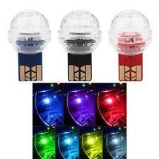 Car USB Interior Atmosphere Neon Light Mini Colorful Music LED Decor Lamp UK