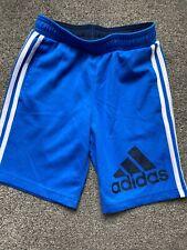 Bnwot- Boys Blue Adidas Shorts -11-12 Years