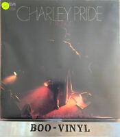 Charley Pride – In Person Vinyl LP Album 33rpm 1972 RCA Victor LSA3100 Ex Con