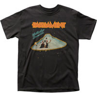 Parliament Mothership Connection T Shirt Mens Licensed Rock N Roll Retro Black