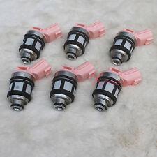 New 6Pcs Fuel Injector For Infiniti QX4 Nissan Pathfinder Quest Xterra 3.3L