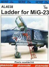 Plus Model - Ladder for MiG-23 Leiter für Modell-Bausatz - 1:48 NEU OVP tipp Kit