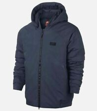 Men's Size LARGE Nike Sportswear Bomber Down Jacket Coat 866022 471 NWT $250
