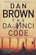 Da Vinci Code Hardcover Dan Brown