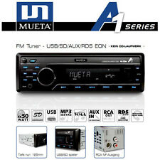 Autorradio USB SD AUX-en FM sintonizador car coche radio mp3 WMA Player mueta a1 negro