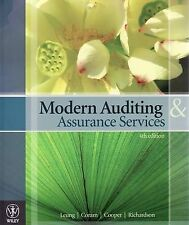 Modern Auditing and Assurance Services by John Wiley & Sons Australia Ltd (Pa...