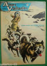 AMES VAILLANTES N°42 18 OCTOBRE 1962 COEURS VAILLANTS