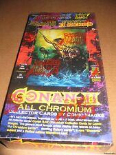 Conan Series 2 II All Chromium Trading Card Box