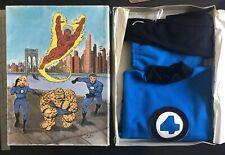 RARE Mr. Fantastic Halloween costume Italy 1979 Fantastic Four Marvel Comics