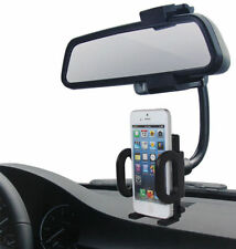 Universal Car Rear view Mirror Mount Holder Stand For Mobile Phone GPS PDA