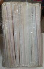 Cannucce colorate per feste party aperitivo cocktail bar 100 unità in carta