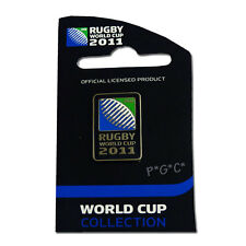 Rugby World Cup RWC 2011 Logo Event Pin