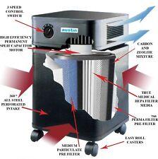 New Austin Air Allergy Machine w/Hepa Technology Filtering - Sandstone