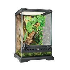 Exo Terra Nano Glas Terrarien, Wide oder Tall Reptilien Terrarium mit Rückwand
