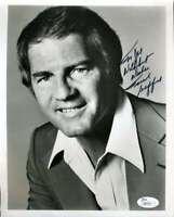 Frank Gifford JSA Coa Autograph Hand Signed 8x10 Photo