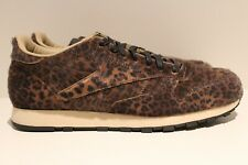66853b3065f Reebok Classic Leather Vintage Head Porter Plus Leopard Brown Size 12 V54075