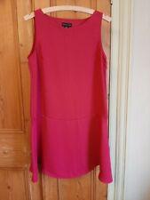 Adrienne Vittadini Fuschia Pink Lightweight Summer Dress Size S Unworn