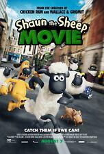 Shaun the Sheep Movie DVD **New & Sealed**