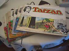 COLLEZIONE COMPLETA DI TARZAN SPECIAL 1-11 ED.  CENISIO - OTTIMA ANNO 1972