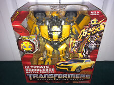 Ultimate Bumblebee Battle Charged ROTF Transformers Movie 2 Hasbro 2008 MISP!