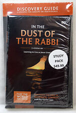 New In The Dust of The Rabbi DVD Study Guide Set Faith Lessons Discovery Guide
