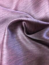 "MAROON BLACK DIM OUT FABRIC 59""""(150) WIDE WIDE LINEN WOVEN EFFECT"