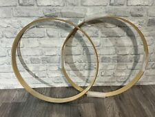 """More details for mapex armory bass drum 22"""" wooden hoops rims hardware tension (new)"""