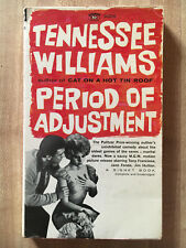 Tennessee Williams PERIOD OF ADJUSTMENT 1962 Jane Fonda Cover Photos L@@K WOW!!!
