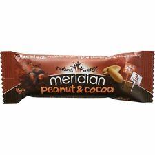 Meridian  Peanut & Cocoa Bar - 40g x 18 - 82502