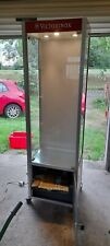 More details for victorinox swiss army lockable glass display cabinet