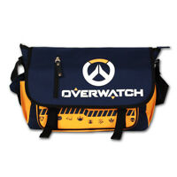 Overwatch Shouder Bag Unisex Cross Body Messenger Bag School Bag Bookbag Travel