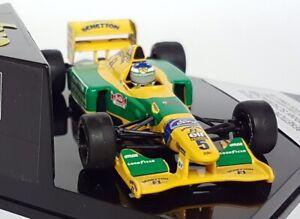 Onyx 1/43 - 162 Benneton Ford B192/93 Michael Schumacher F1 Race Car