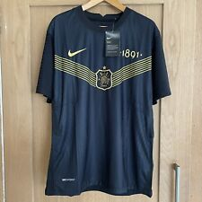 More details for aik stockholm cxxx large 130 anniversary limited edition football shirt top bnwt